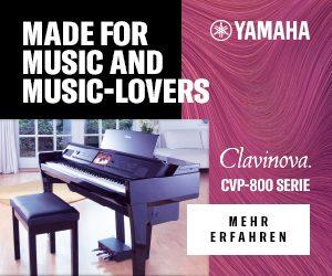 Yamaha CVP