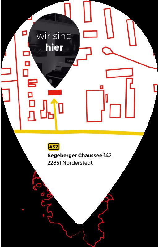 Schlick Musikwelt Anfahrt illustration