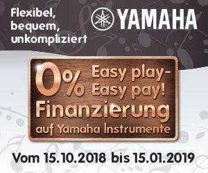 Yamaha finanzierung